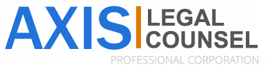 Axis Legal Counsel Logo